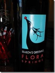 753 thumb Flora Springs Winery & Vineyards