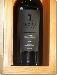 757 thumb Flora Springs Winery & Vineyards
