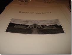 DSC07516 thumb Bodegas Catena Zapata