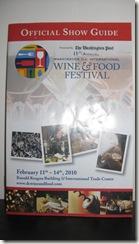 IMG 2631 thumb Washington D.C. International Wine & Food Festival